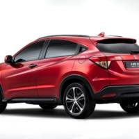 Honda HR-V small SUV first images