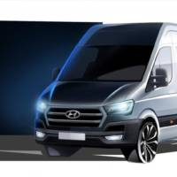 Hyundai H350 Cargo Van - First official teaser