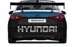Hyundai Sonata for SEMA has 708 HP