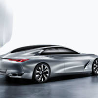 Infiniti Q80 Inspiration Concept teased again