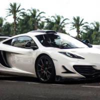 McLaren MP4-12C Velocita Wind Edition by DMC introduced