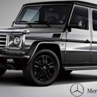 Mercedes G-Class 35 Edition introduced