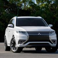 Mitsubishi Outlander PHEV Concept S unveiled ahead of Paris Motor Show
