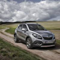 Opel Mokka 1.6 CDTI will debut in Paris