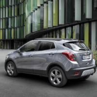 Opel Mokka 1.6 CDTI will debut in Paris