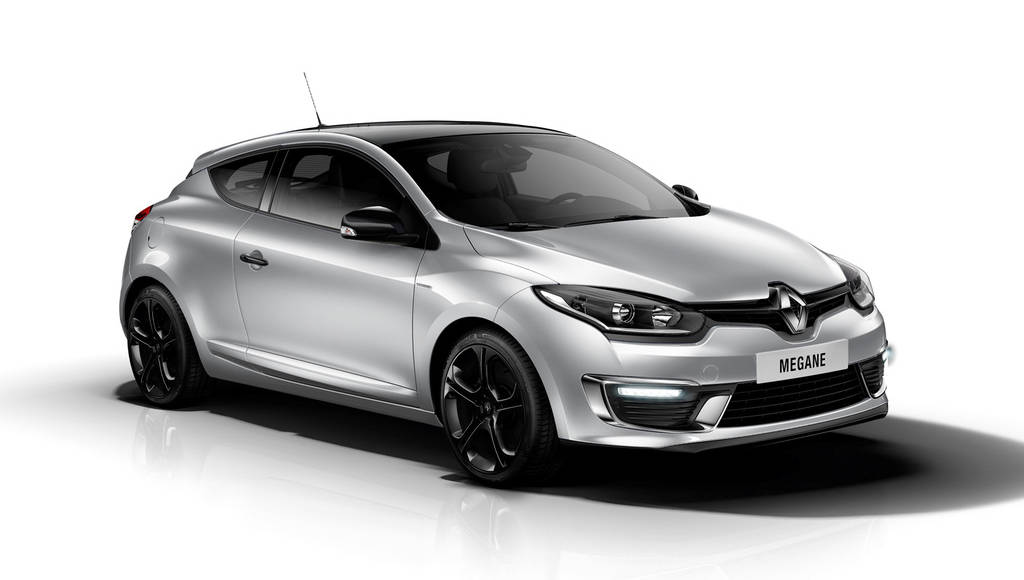 Renault Megane Coupe Ultimate special edition unveiled