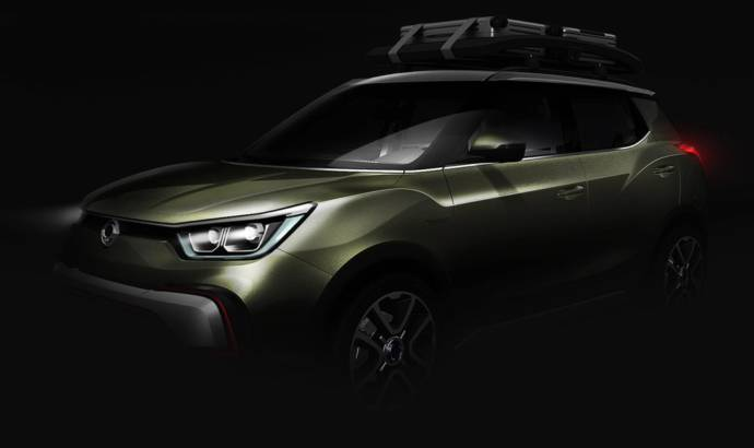 Ssangyong XIV-Air and XIV-Adventure unveiled