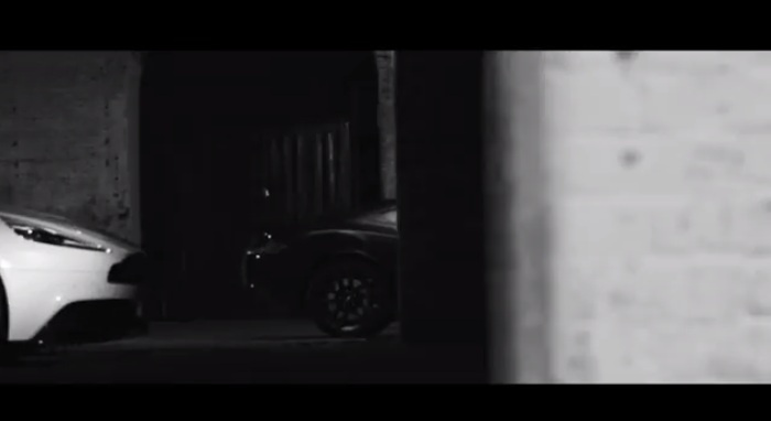 This could be the Aston Martin Vanquish Carbon Edition (Video)