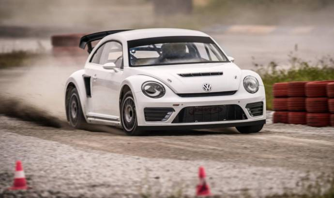 VIDEO: Volkswagen Beetle GRC is a 544 HP pocket rocket