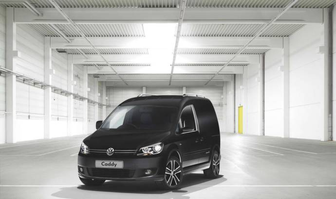 Volkswagen Caddy Black Edition launched in the UK