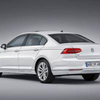 Volkswagen Passat GTE - Official pictures and details