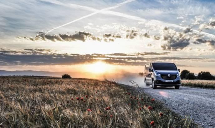 Renault Trafic KITT commercial released