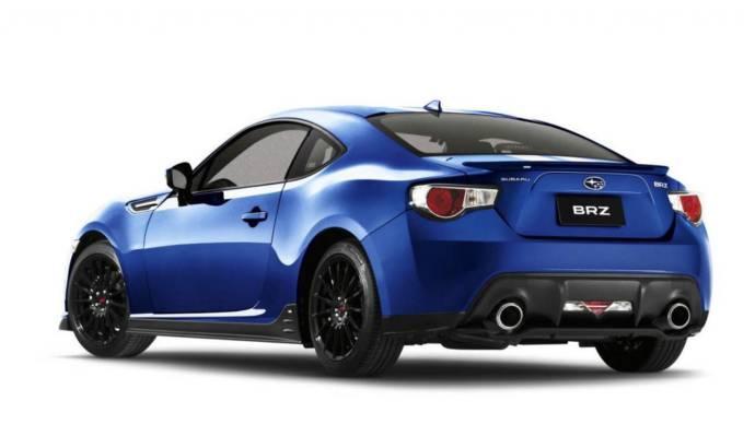 Subaru BRZ special edition unveiled in Australia