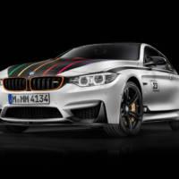 2014 BMW M4 DTM Champion Edition revealed