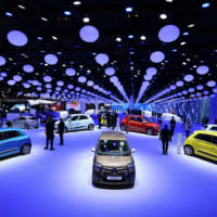 2014 Paris Motor Show record number of visitors
