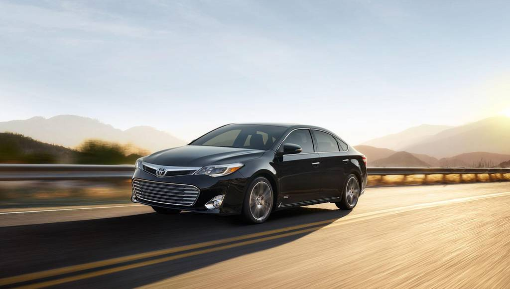 2014 Toyota Avalon XLE Touring Sport Edition introduced in the US
