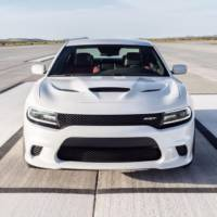 2015 Dodge Charger SRT Hellcat will cost 63.995 USD