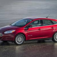 2015 Ford Focus Electric has received a 6.000 USD price cut