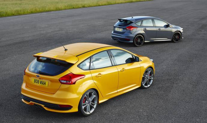 2015 Ford Focus ST UK prices announced