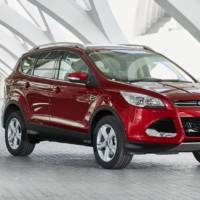 2015 Ford Kuga updates for the UK market