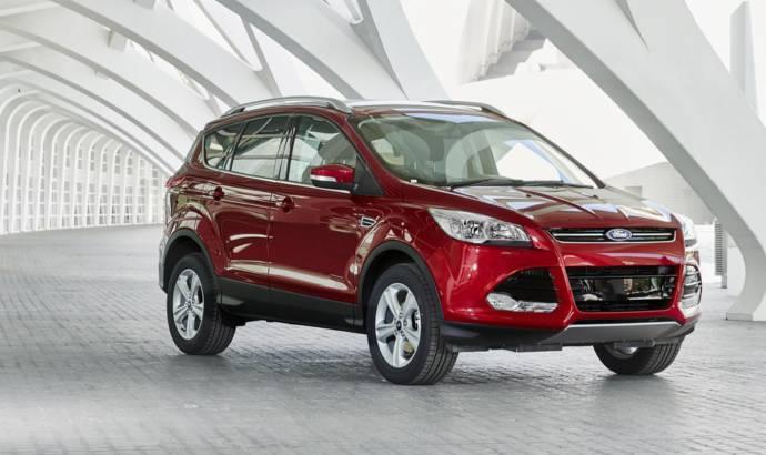 2015 Ford Kuga updates for the UK market
