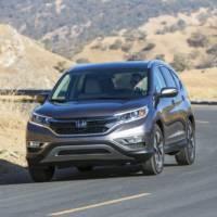 2015 Honda CR-V facelift US prices announced