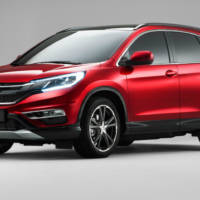 2015 Honda CR-V unveiled ahead of Paris Motor Show