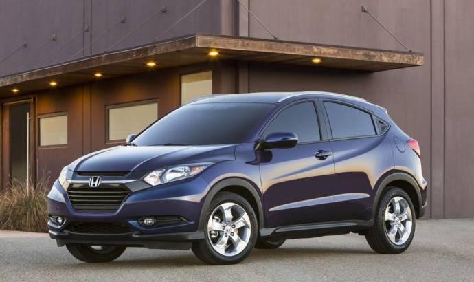 2015 Honda HR-V US version coming soon