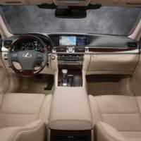 2015 Lexus LS revealed