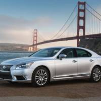 2015 Lexus LS revealed