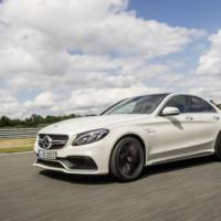 2015 Mercedes-Benz C63 AMG - UK price