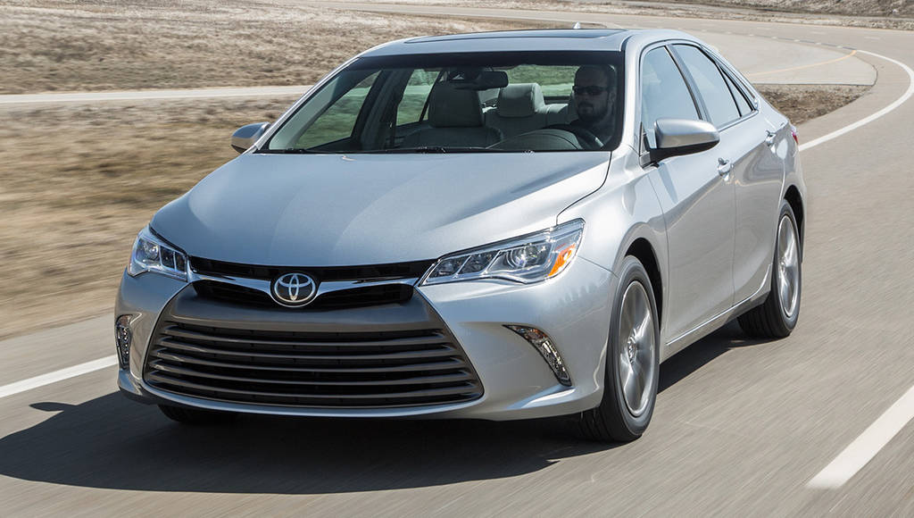 2015 Toyota Camry spot features BB King