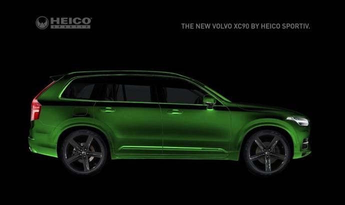 2015 Volvo XC90 modified by Heico Sportiv