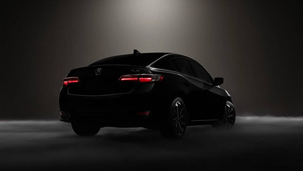 2016 Acura ILX - First teaser picture