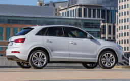 Audi Q3 can park itself in every tight spot