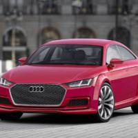 Audi TT Sportback is just a concept for the moment