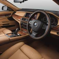BMW Hybrid 7 Individual Edition offered in japan