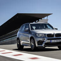 BMW X5 M and X6 M officially unveiled
