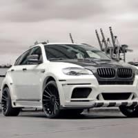 BMW X6 M modified by DD Customs