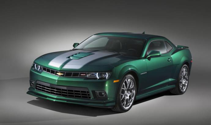 Chevrolet Camaro SS Special Edition to be introduced at SEMA 2014