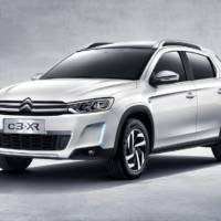 Citroen C3-XR will not be sold outside China