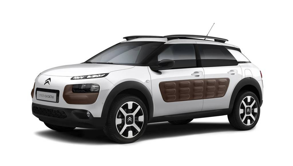 Citroen C4 Cactus production increased in Spain