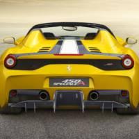 Ferrari 458 Speciale A - Bows in Paris