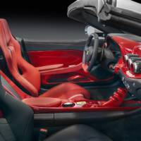 Ferrari F60 America unveiled in the US