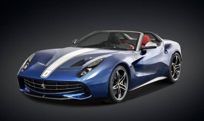 Ferrari F60 America unveiled in the US