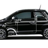 Fiat 500 Ron Arad Edition unveiled