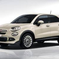 Fiat 500X Opening Edition - Official pictures and details