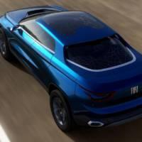 Fiat FCC4 Concept unveiled in Sao Paulo Motor Show