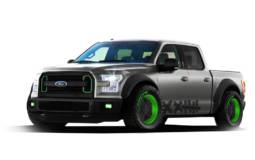 Ford F-150 Vaughn Gitty Junior to be unveiled this year in SEMA