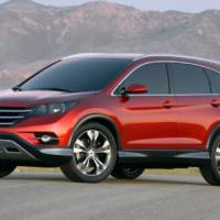 Honda CR-V fails to prove it has an all wheel drive system